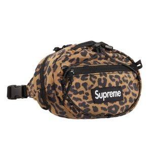 NWT Supreme Leopard Fanny Waist Bag